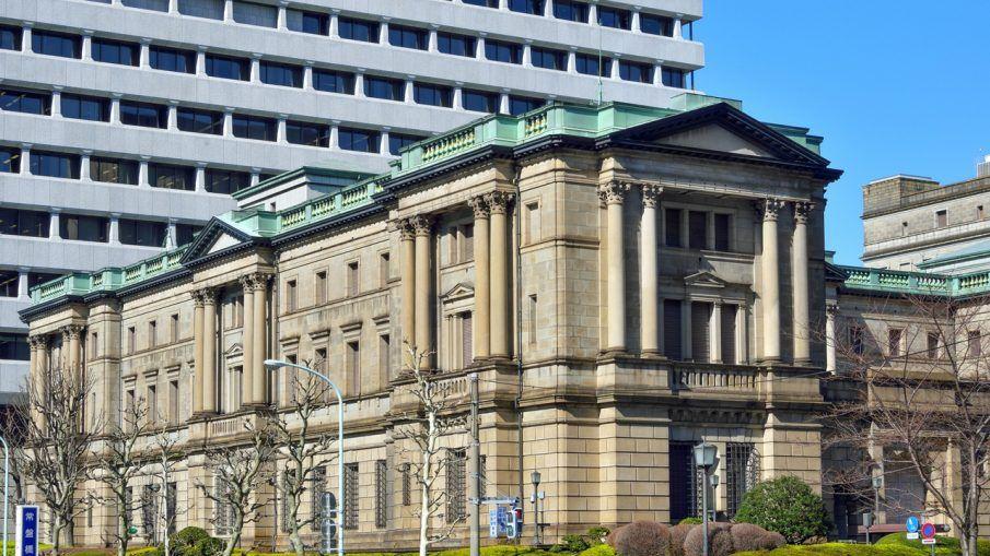 仮想通貨に対する中央銀行の対応